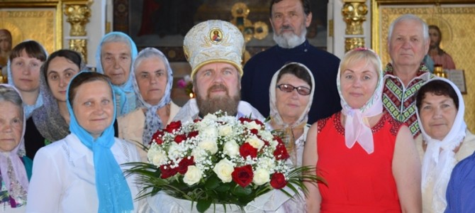 Отець настоятель молитовно відзначив своє 55-річчя